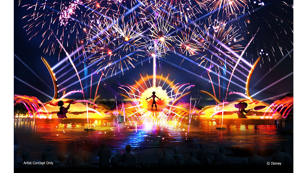 Details Revealed for the New Nighttime Spectacular Coming to Epcot
