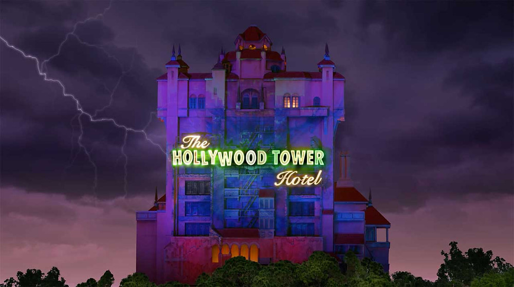 New Animated Magic Shot Now Available At The Twilight Zone Tower of Terror