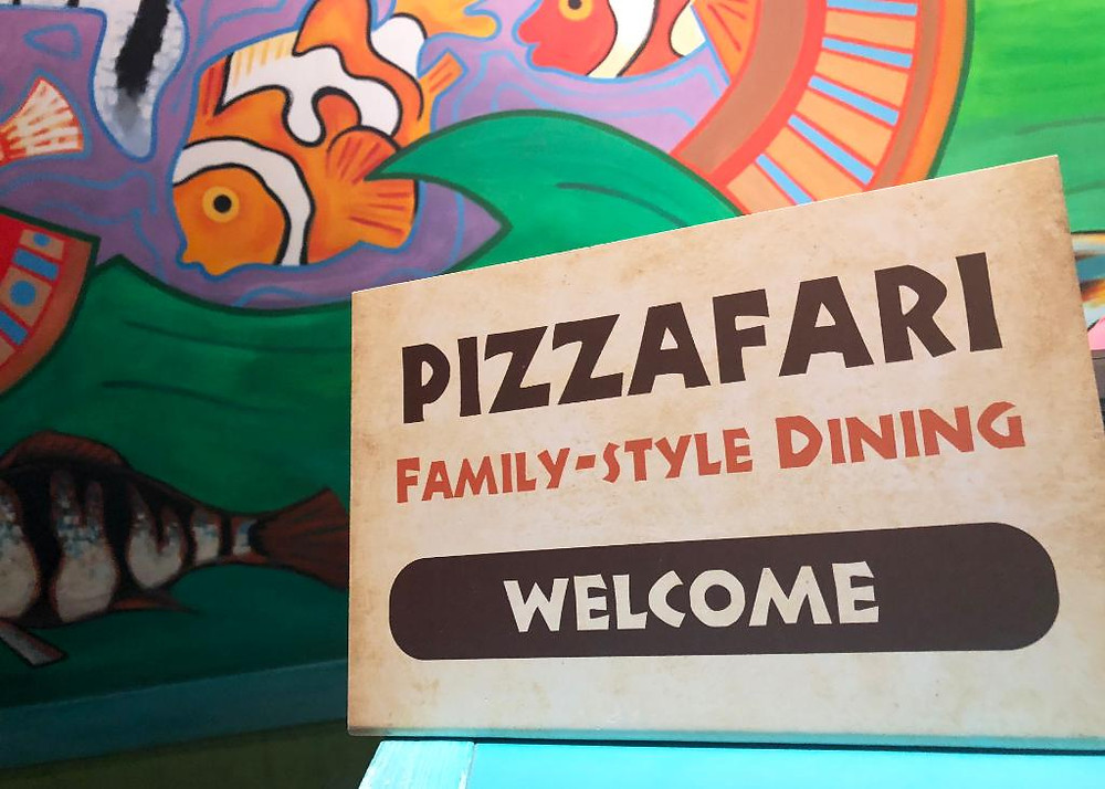 New Family-Style Dining Experience Coming to Pizzafari at Animal Kingdom