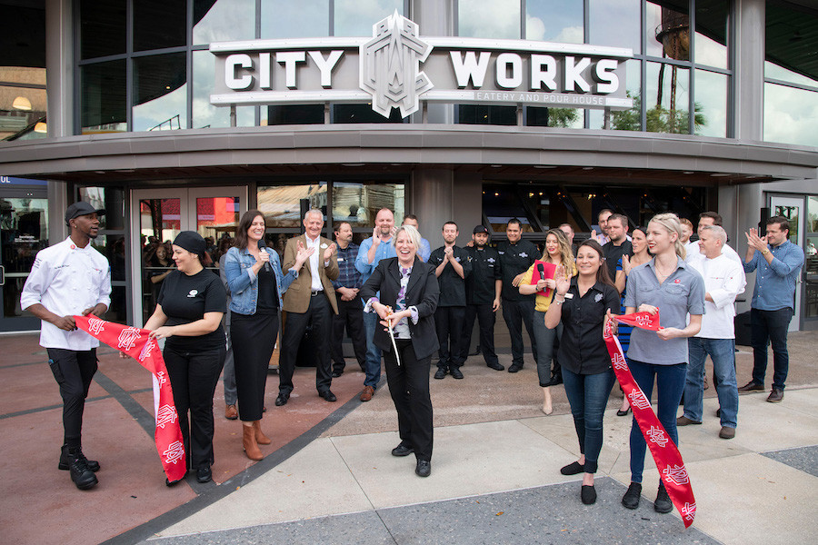 City Works Eatery & Pour House is Now Open at Disney Springs!