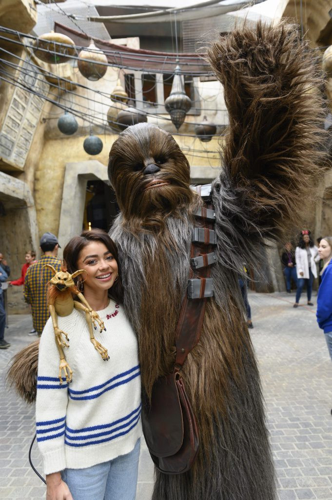 Watch the Star Wars: Galaxy's Edge Special Tonight at 8 ET on Freeform!