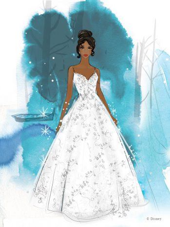 Disney Wedding Dress Collection Coming in 2020!
