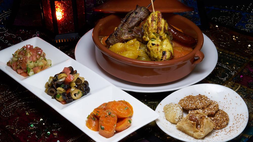 Restaurant Marrakesh, Epcot, World Showcase, Morocco