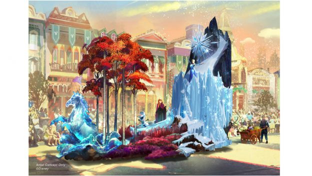 The All-New Parade 'Magic Happens' to Premiere on Feb. 28, 2020 at Disneyland Park