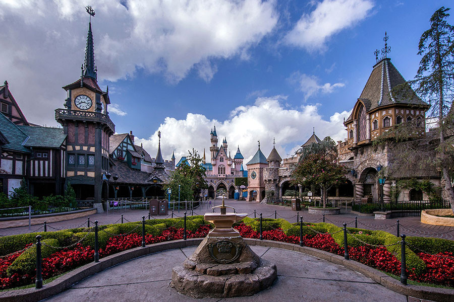 California Allows Theme Parks to Open but Disneyland Resort May Not Open Until 2021