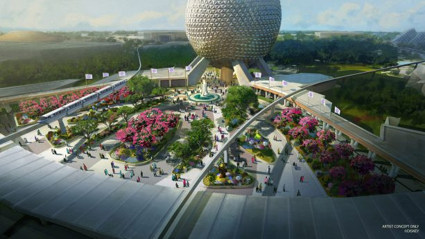 Epcot Plans to Be Unveiled at D23 Expo 2019