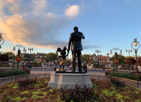 Disney World Shortens Park Hours Beginning September 8