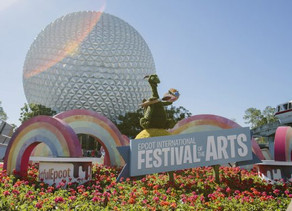 The Epcot International Festival of the Arts Returns January 17-February 24, 2020