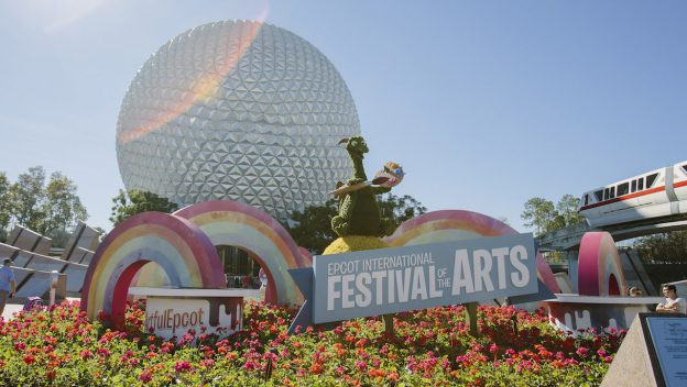 The Epcot International Festival of the Arts Returns from January 17-February 24, 2020