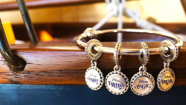 New Pandora Charms Available Only on Disney Ships