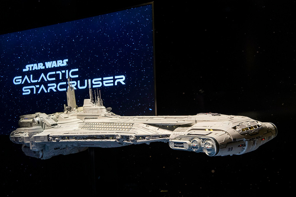 Star Wars: Galactic Starcruiser Delayed to 2022
