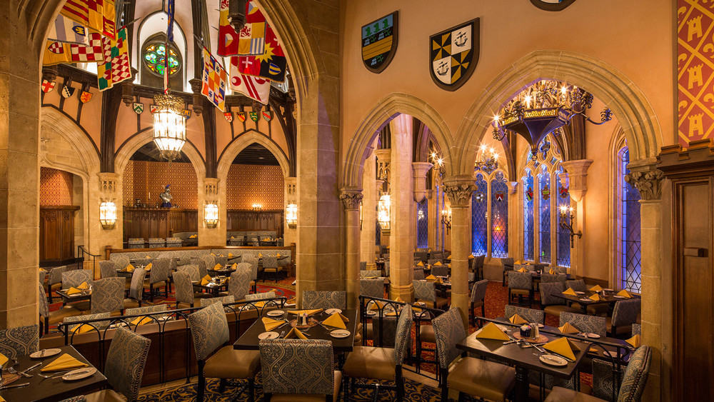 Reservations Now Open for Cinderella's Royal Table - Lunch Only!