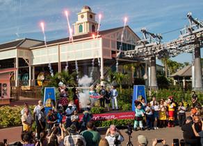 VIDEO: The Disney Skyliner Dedication Ceremony