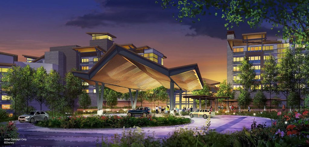 Breaking: A New Resort Is Coming to Disney World in 2022 Along Bay Lake