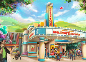 New Details Unveiled for Mickey & Minnie's Runaway Railway Attraction