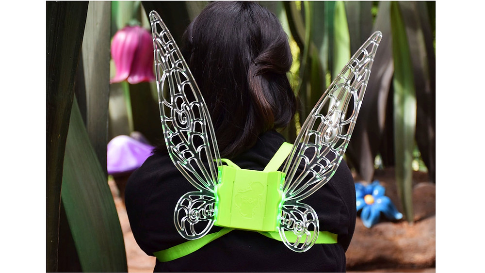 Tinker Bell 'Glow' Wings Now Available at Disney Parks