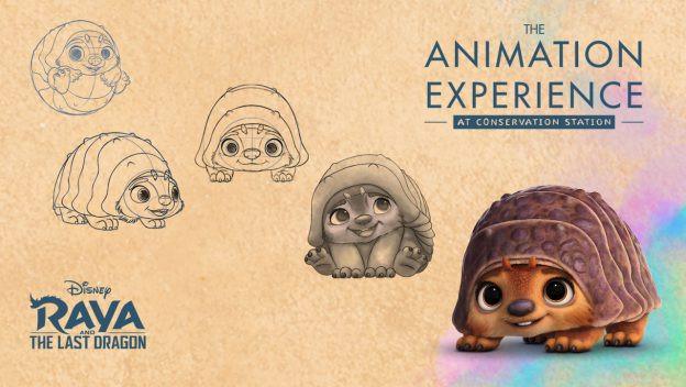 'Raya and the Last Dragon' Experiences Coming to Disney's Animal Kingdom