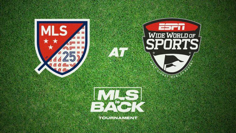 Walt Disney World to Host Major League Soccer Tournament