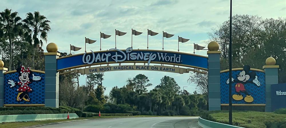 Take a Look at the Reimagined Walt Disney World Gateway!