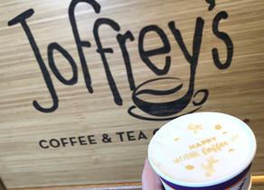 Celebrate National Coffee Day with Joffrey's at Walt Disney World