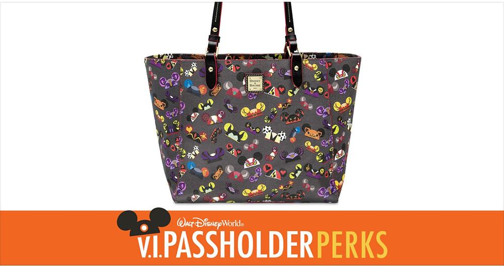 New V.I.PASSHOLDER Pop-up Merchandise Event Tomorrow!