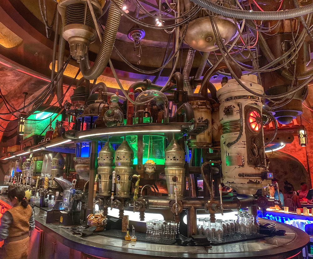 You Must Visit Oga's Cantina - The Most Notorious Watering Hole in the Galaxy!