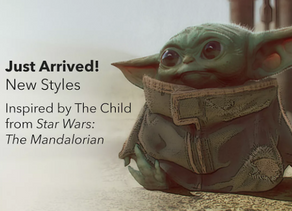 New Baby Yoda Merchandise Available!