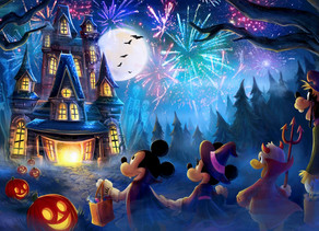 Mickey's Not-So-Scary Halloween Party Adds New Fireworks Show and Enhanced Attractions & Parade