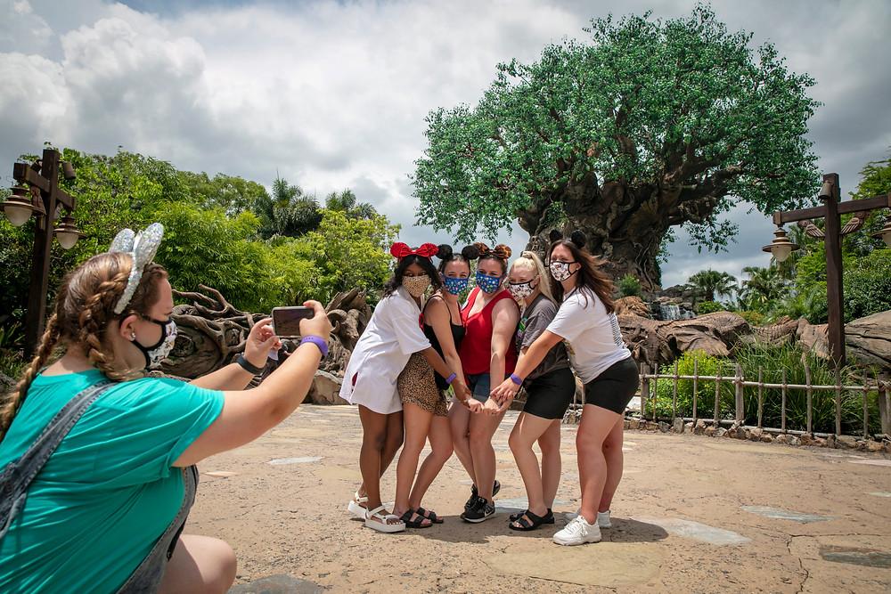 Theme Park Capacity to Increase at Disney Theme Parks