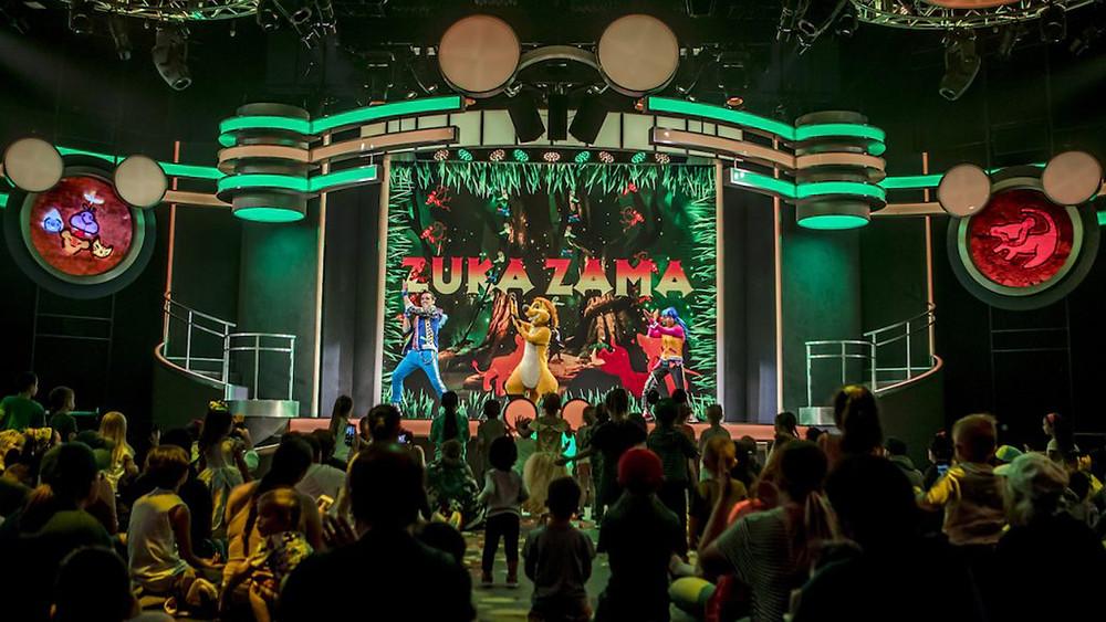 The New 'Disney Junior Dance Party!' Show Begins December 22 at Disney's Hollywood Studios