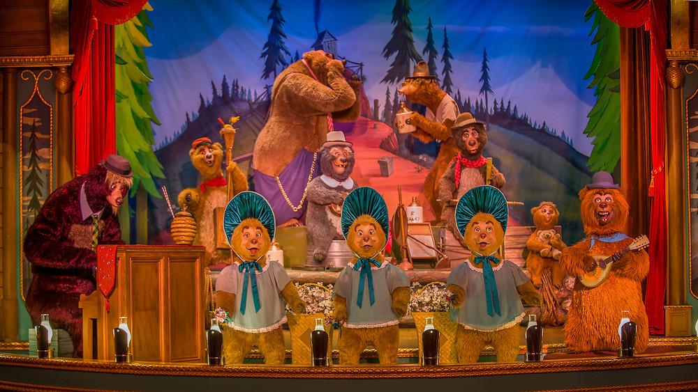 Disney Shuts Down Country Bear Jamboree Rumors!