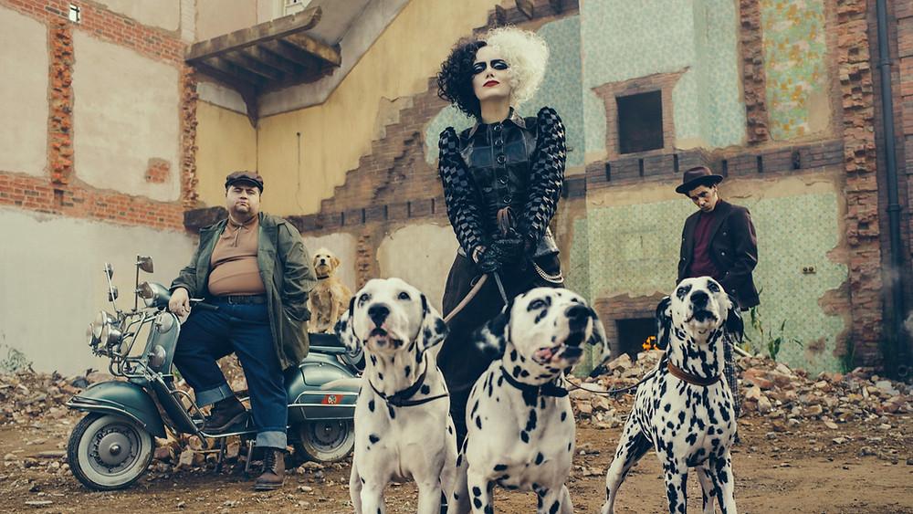 Walt Disney Studios Announces 'Cruella' a New Film Starring Emma Stone as Cruella de Vil!