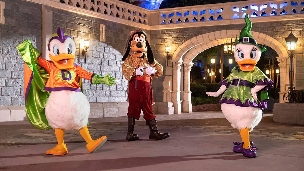 New Halloween-Themed 'Disney After Hours BOO BASH' to Replace Mickey's Not So Scary Halloween Party