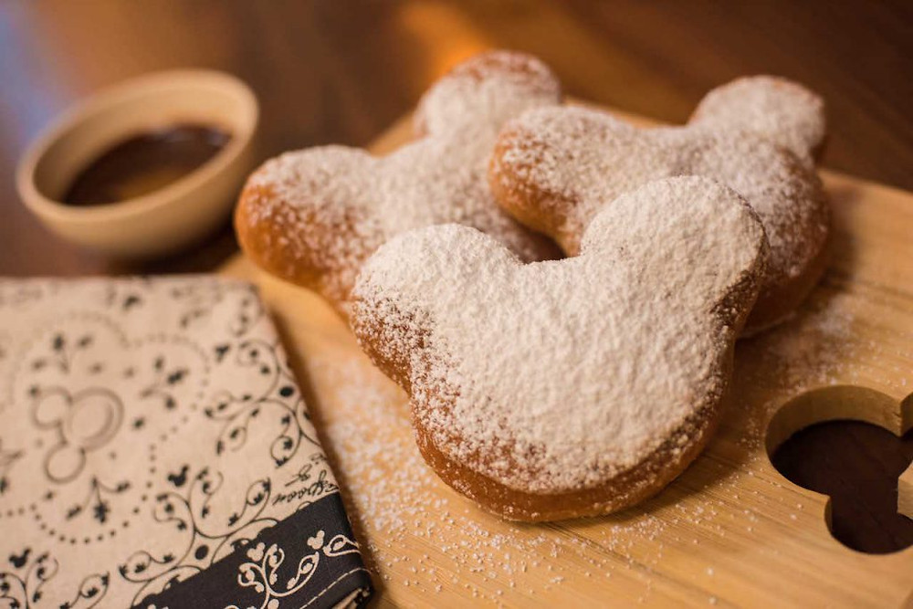 Recipe: Mickey Mouse Beignets
