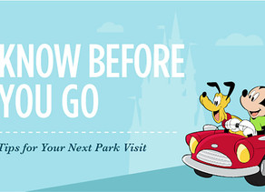 Know Before You Go – Stroller Restrictions & Smoking, Wagons & Loose Ice Now Banned at Disney Parks