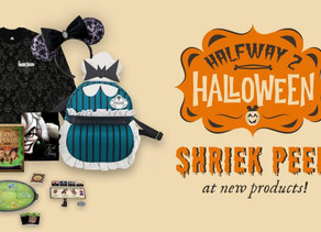 Spooky New Halloween Merchandise Coming Soon to Disney Parks, shopDisney, and Other Retailers!
