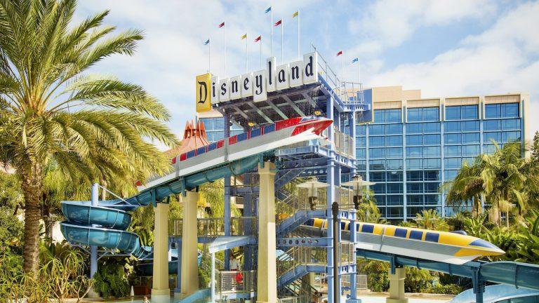 Disneyland Hotel Reopens July 2