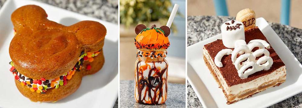 Fall Treats at Walt Disney World Resorts & Disney Springs