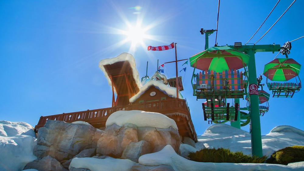 Disney's Blizzard Beach To Reopen on March 7, 2021!