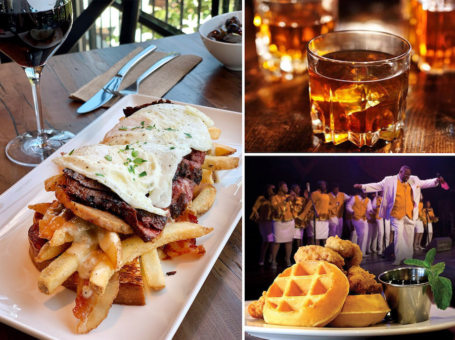 Treat Dad at Disney Springs for Father's Day