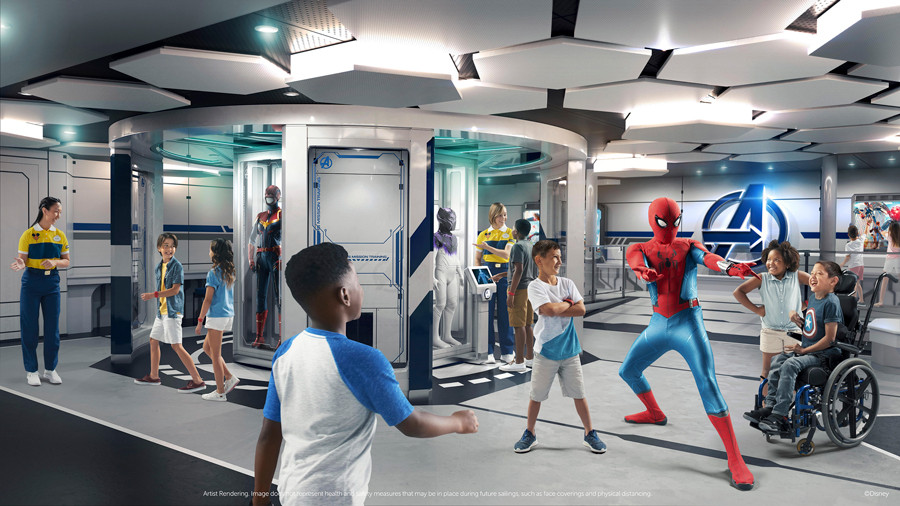 The Disney Wish - Disney Cruise Line's Newest Ship - Has Been Revealed!