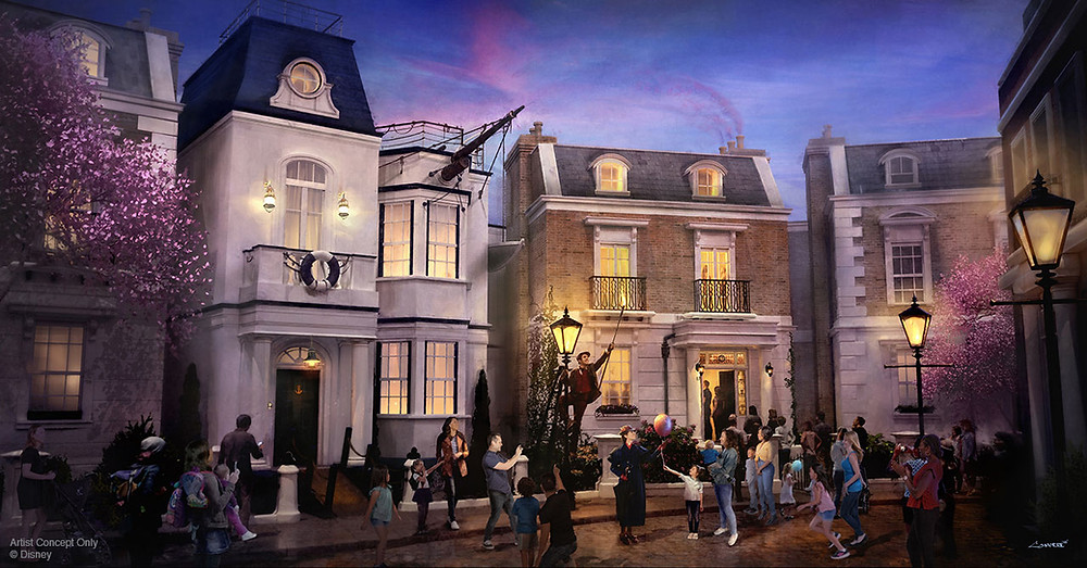 Mary Poppins coming to UK Pavilion