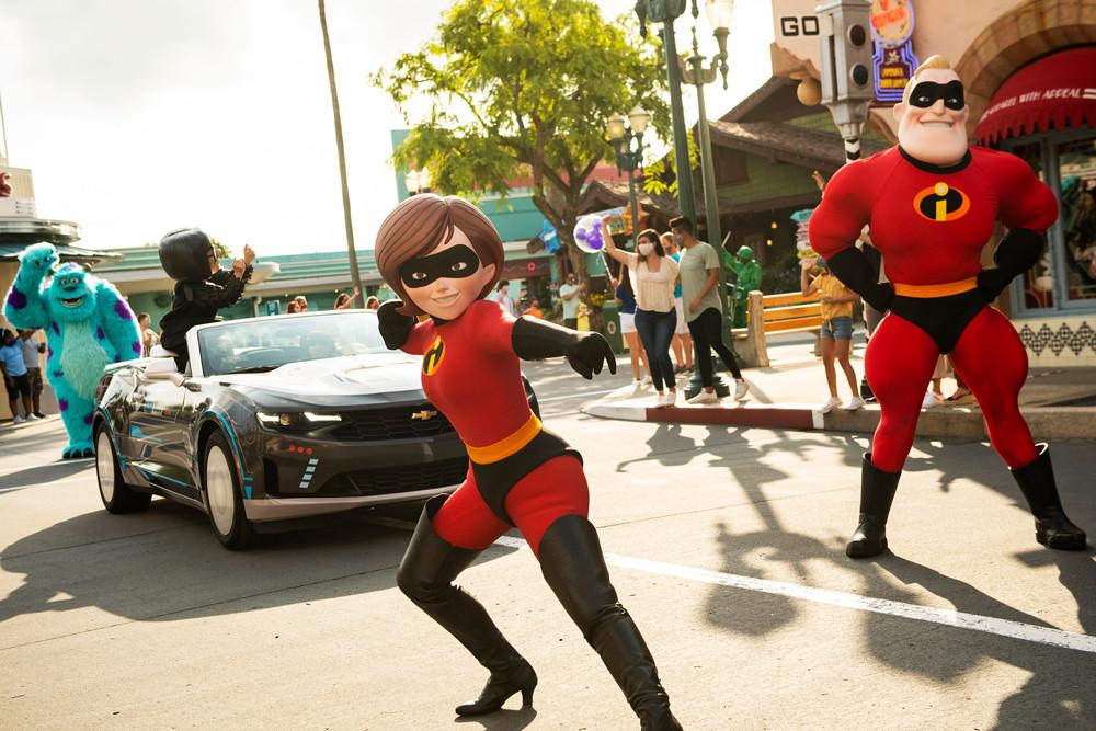 Entertainment Experiences at Disney's Hollywood Studios