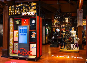 A New & Expanded Way to Customize and Create Your Own Disney Merchandise at MADE at Disney Springs