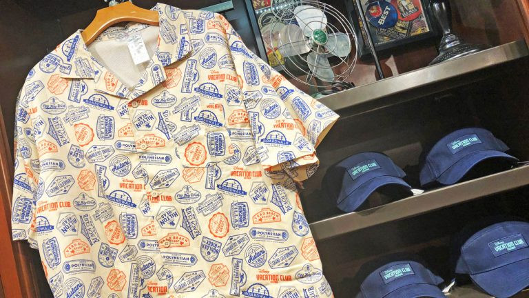 Disney Vacation Club Pop-Up Shop Opens for Limited-Time at Disney Springs