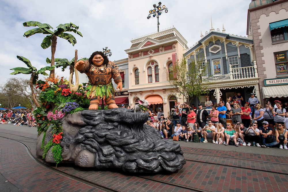 VIDEO: Watch the New 'Magic Happens' Parade at Disneyland Park