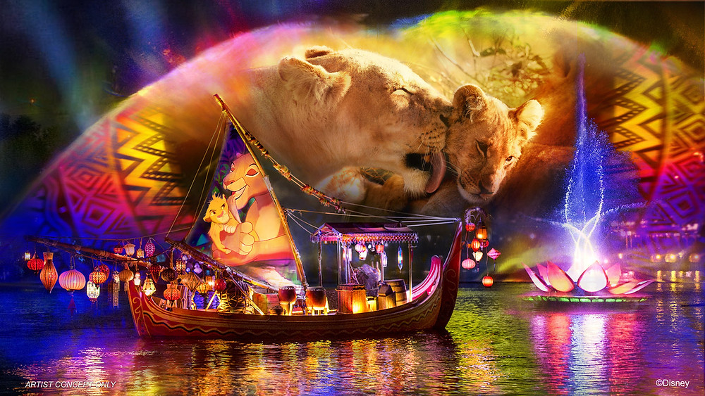 Updated 'Rivers of Light: We Are One' Show To Debut This Summer at Disney's Animal Kingdom