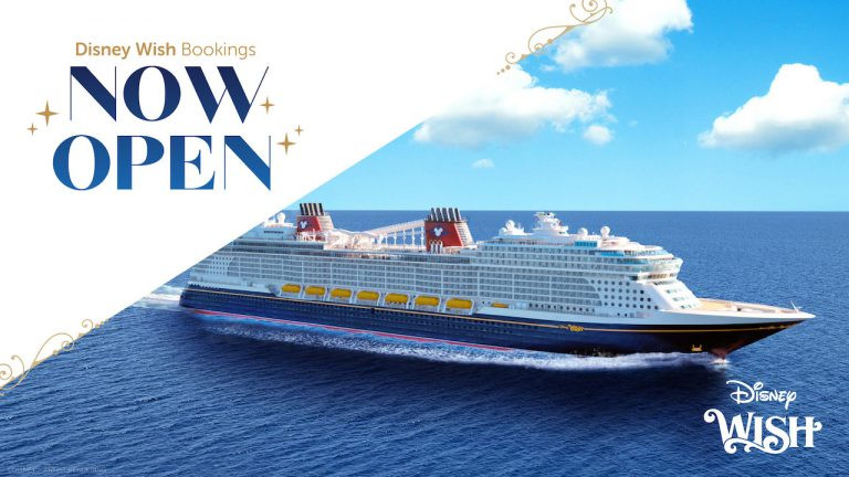 All Aboard! Everyone Can Now Book A Cruise for the Disney Wish's Inaugural Season
