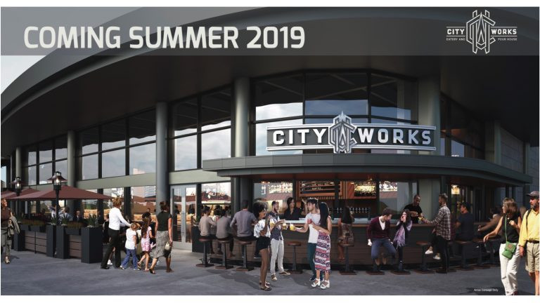 City Works Eatery & Pour House is Coming to Disney Springs in 2019