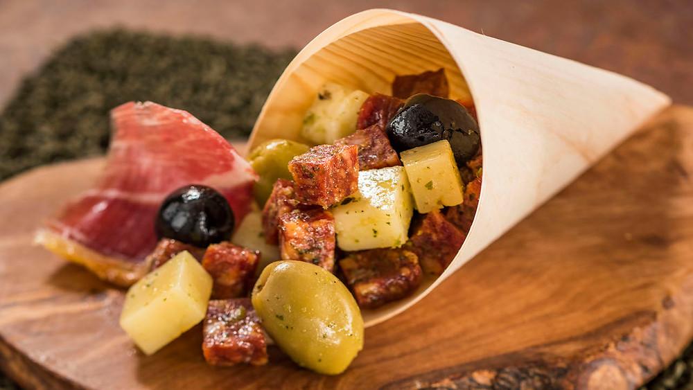 Epcot Food & Wine Festival Spain